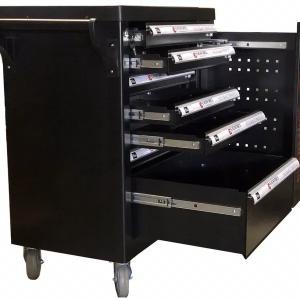 Количка за инструменти, шкаф за инструменти 7 чекмеджета EverForce