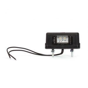 Малък LED плафон за номер