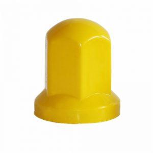 Капачки за болт – 32мм дълги жълти