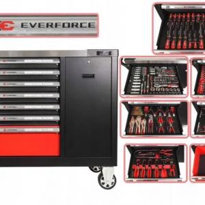 Шкаф с инструменти Ever FORCE Maxi Line 7 чекмеджета