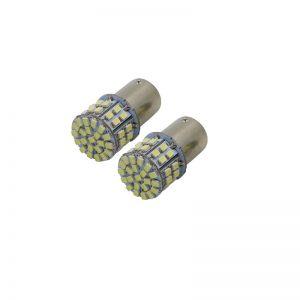 24V LED диодни крушки P21W