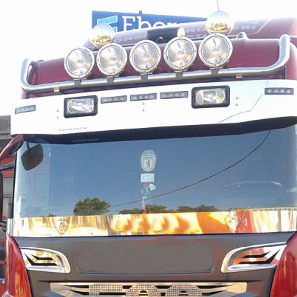 Горен универсален ролбар за всички модели на Scania