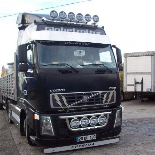 Горен универсален ролбар за всички модели Volvo