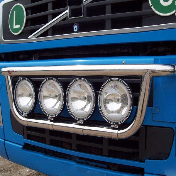Преден / централен универсален ролбар за Volvo