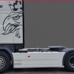 Странични спойлери за Scania R500