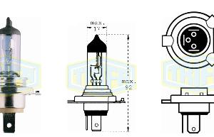 Крушка H4 24V