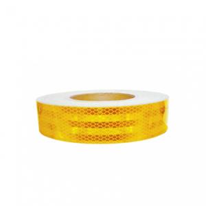 3М Светлоотразително тиксо- жълто