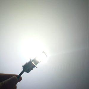 LED крушки за халоген H1 мини