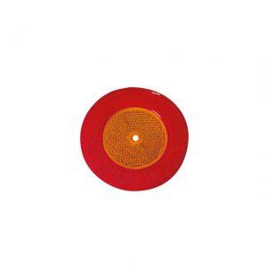 Малък кръгъл светлоотразител ◯