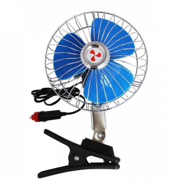Вентилатор 8 инча 12V
