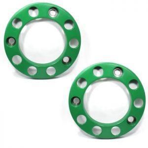 Универсален пластмасов тас 22.5 – зелен