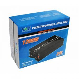 Преобразувател 24 / 230V – 800 / 1200W